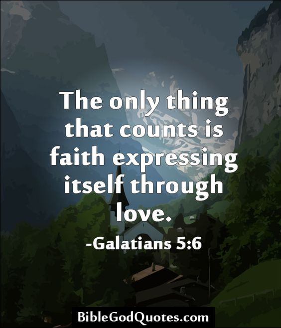 Amazing Love And Faith Quotes 03 Images