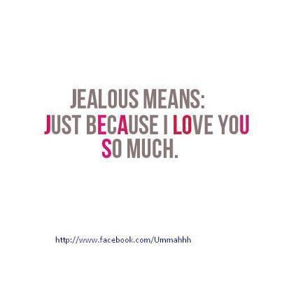 Love Jealousy Quotes Enchanting Love Jealousy Quotes 17  Quotesbae