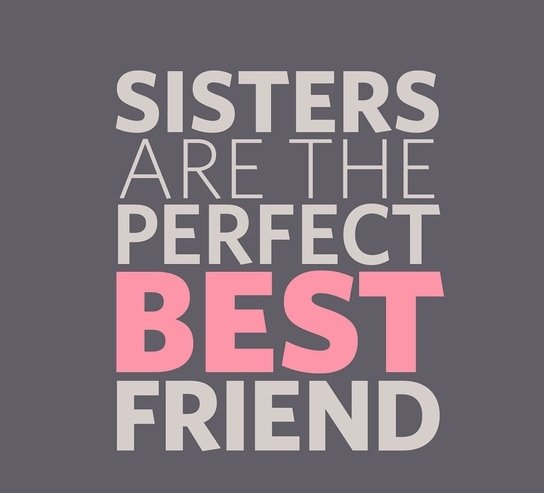 Love My Sister Quotes Alluring Love My Sister Quotes 12  Quotesbae