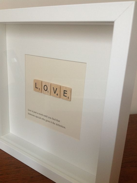 Love Quote Picture Frames 09