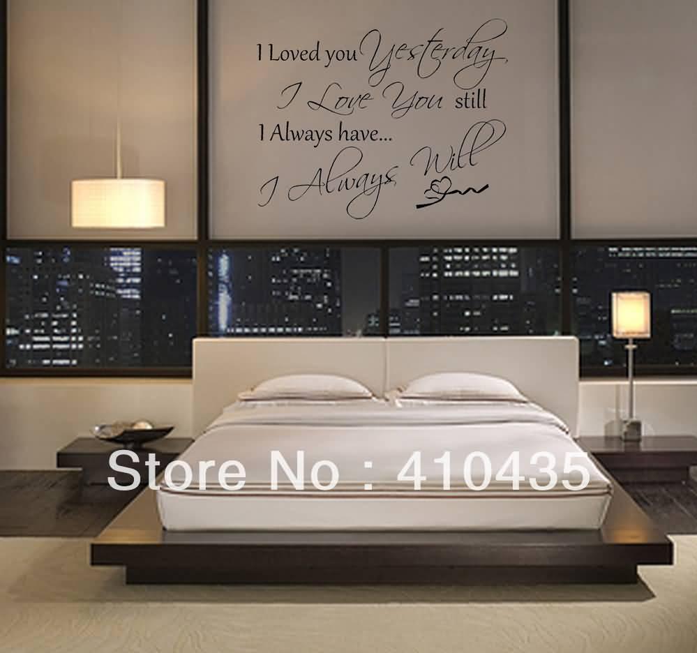 Love Quote Wall Decals Love Quote Wall Decals 15  Quotesbae