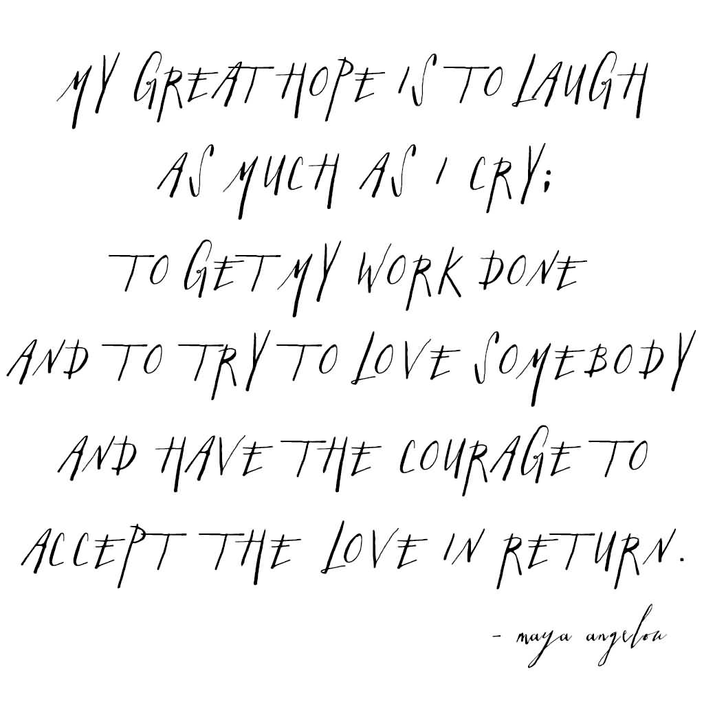20 Love Quotes Maya Angelou Images And Photos