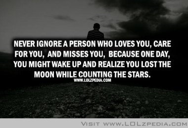 Love The One That Loves You Quotes 10