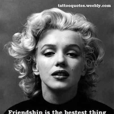 Marilyn Monroe Quotes About Friendship Glamorous Marilyn Monroe Quotes About Friendship 18  Quotesbae