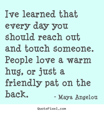 Maya Angelou Quotes About Friendship Gorgeous 20 Maya Angelou Quotes About Friendship  Quotesbae