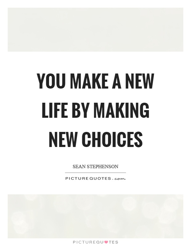 New Life Quote Enchanting 20 New Life Quote And Sayings Collection  Quotesbae