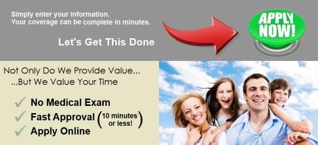 No Exam Life Insurance Quotes Online Cool No Exam Life Insurance Quote 05  Quotesbae