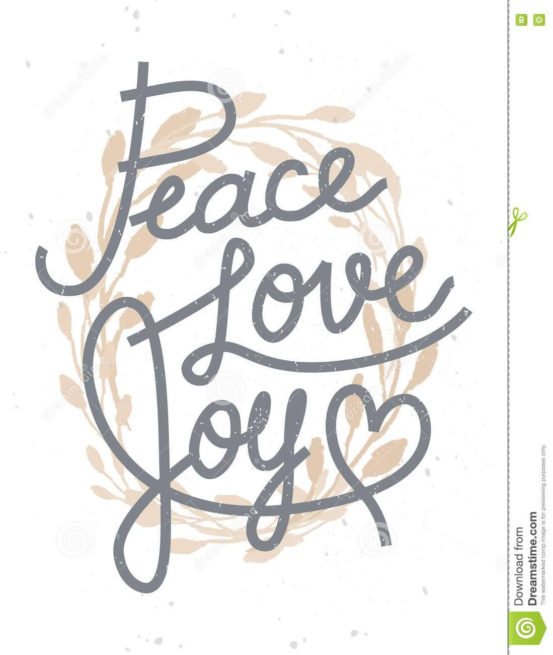 Peace And Love Quotes Peace Love Joy Quotes 01  Quotesbae