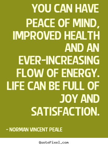 Peaceful Mind Peaceful Life Quotes 05