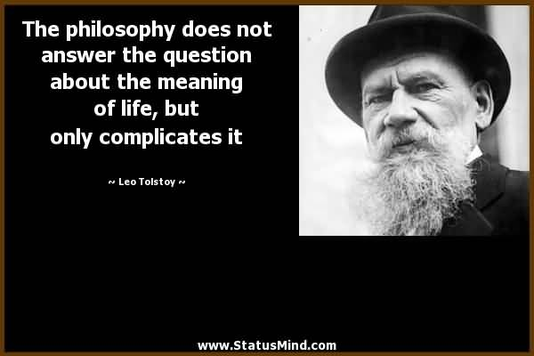 Philosophers Quotes On Life Enchanting Philosophers Quotes On The Meaning Of Life 16  Quotesbae