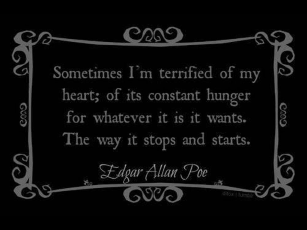 Poe Love Quotes Adorable Poe Love Quotes 01  Quotesbae