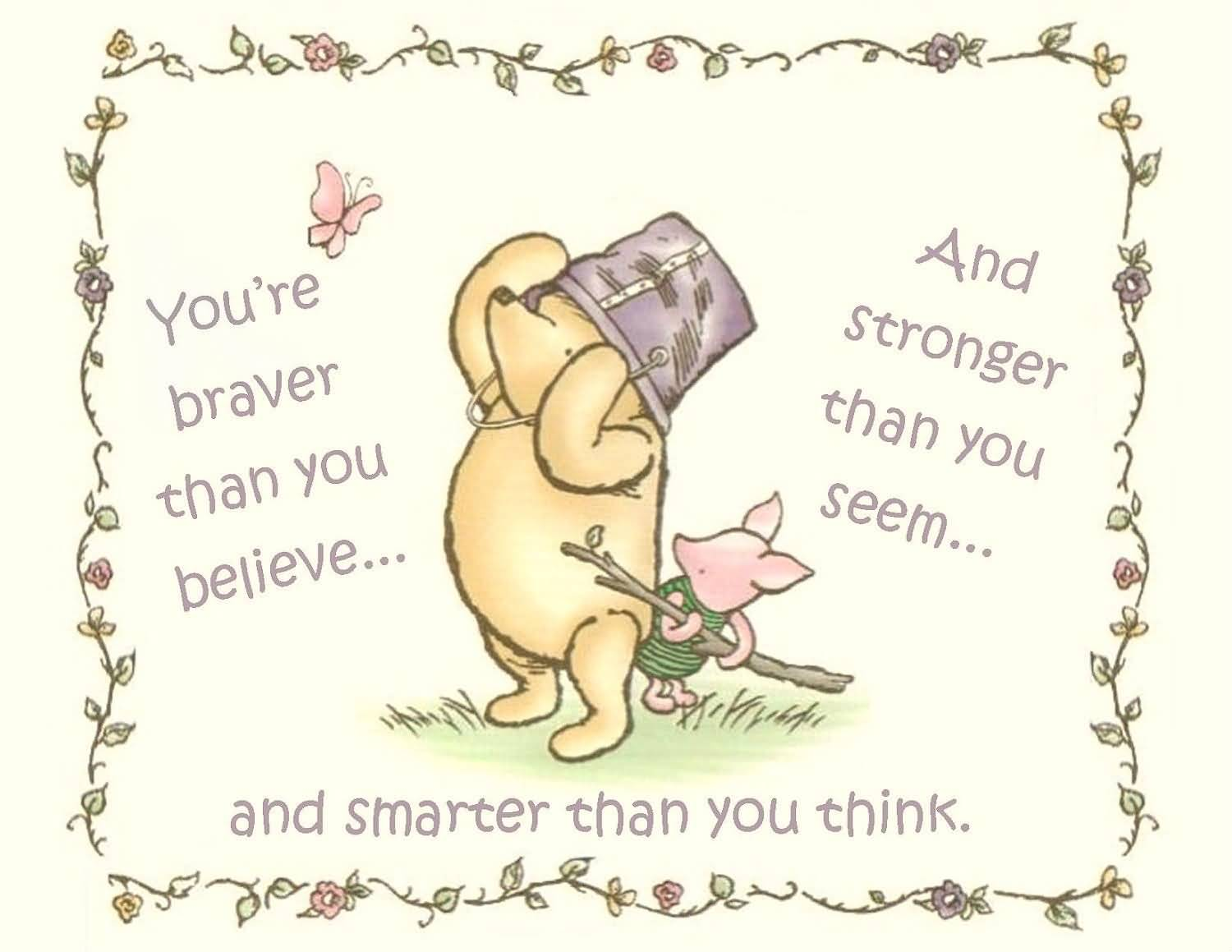 Pooh Love Quotes Inspiration Pooh Love Quotes 02  Quotesbae
