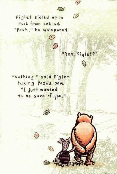 Pooh Quotes About Friendship 17