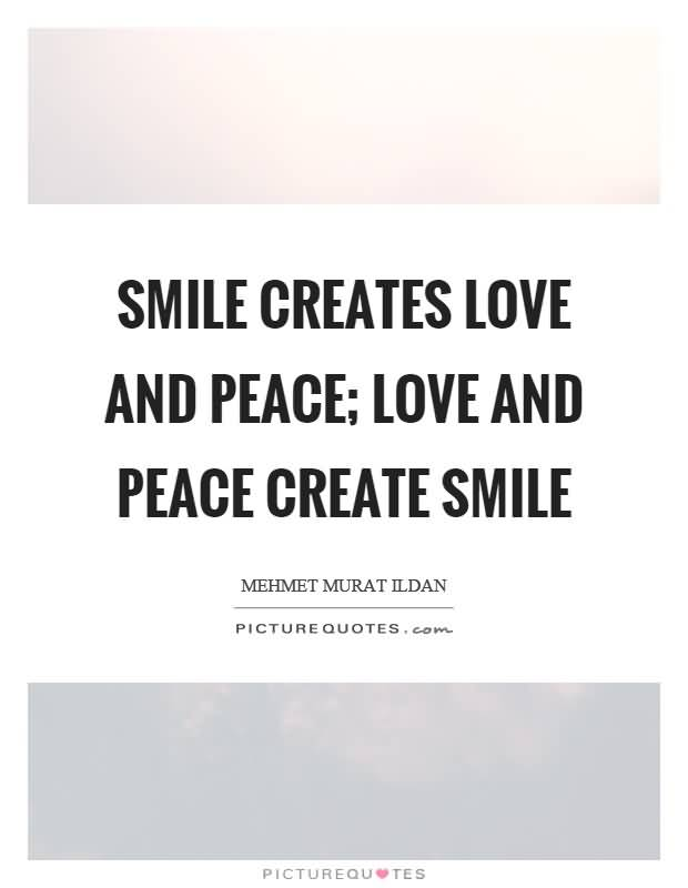 Peace And Love Quotes Custom 20 Quote About Peace And Love Sayings And Images  Quotesbae