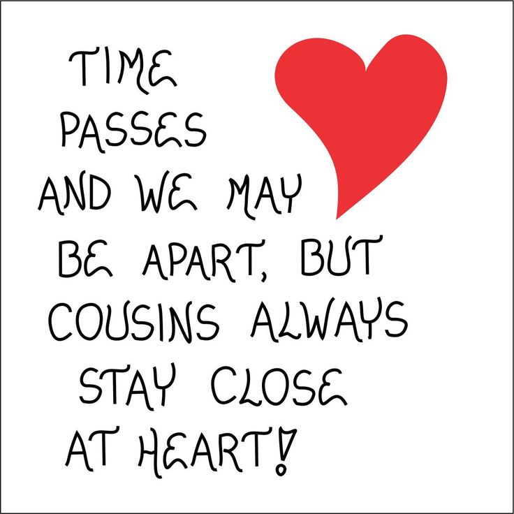 Quotes About Cousins Love Delectable Quotes About Cousins Love 16  Quotesbae