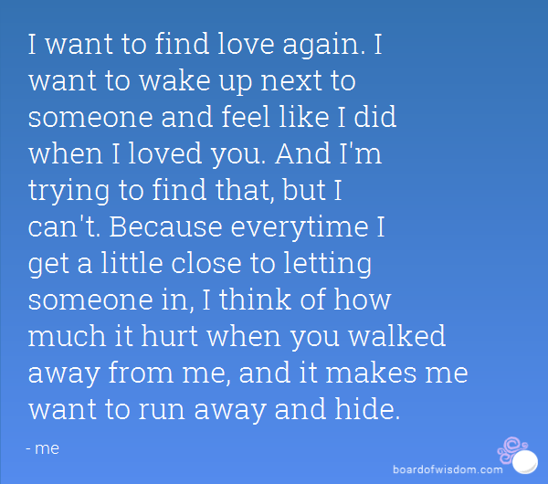 Quotes About Finding Love Again Extraordinary Quotes About Finding Love Again 07  Quotesbae