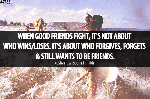 Quotes About Friendship Fights Inspiration Quotes About Friendship Fights 16  Quotesbae
