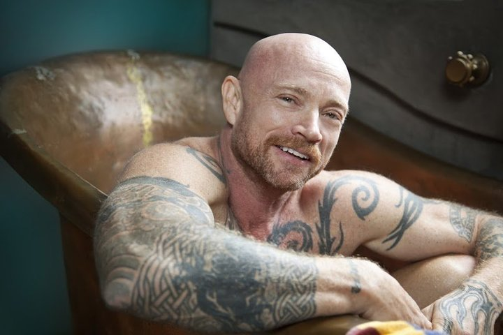Smiling Face Of Buck Angel