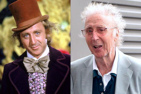 Amusing Willy Wonka Photo Gifs