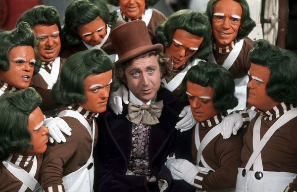 Amusing Willy Wonka Picture Jokes