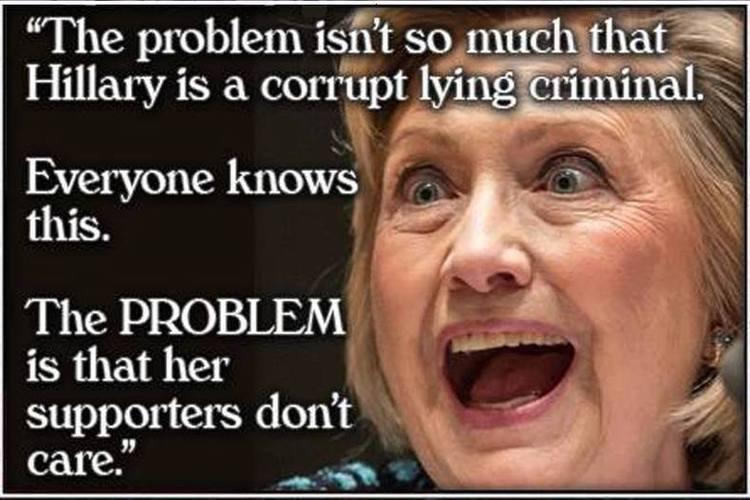 Anti Hillary Memes Funny Image Photo Joke 05