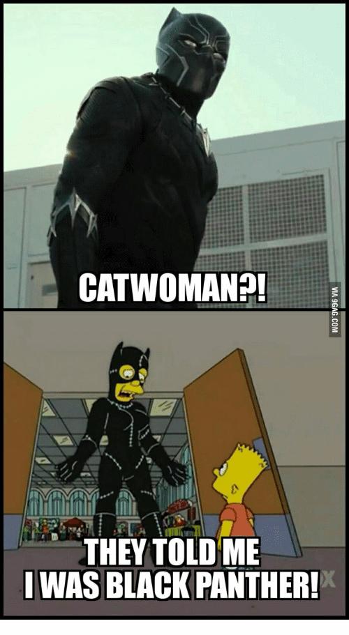 Black Panther Meme Funny Image Photo Joke 02 Quotesbae
