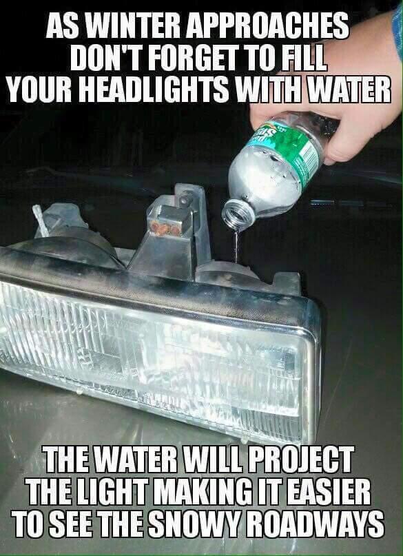 Blinker Fluid Meme Funny Image Photo Joke 01