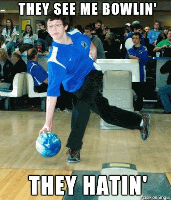 Bowling Meme Funny Image Photo Joke 02