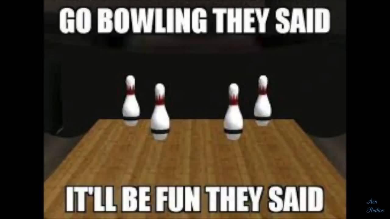 Bowling Meme Funny Image Photo Joke 05