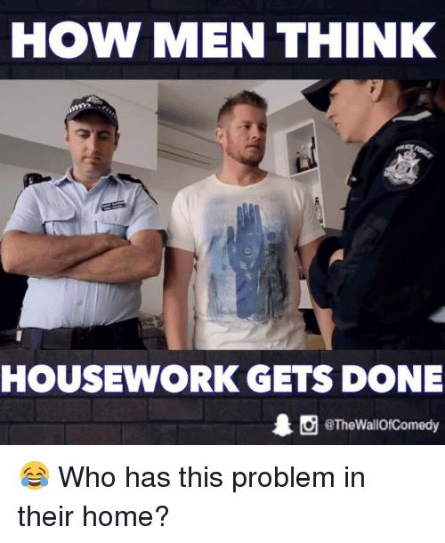 Chores Meme Funny Image Photo Joke 02