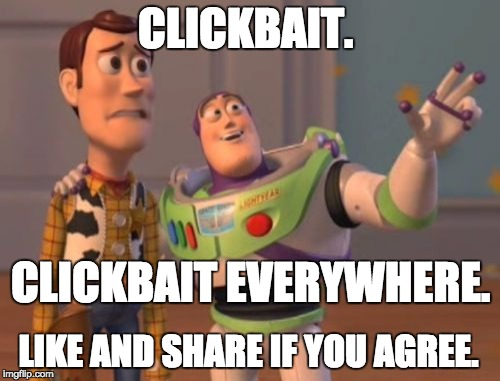 Clickbait Meme Funny Image Photo Joke 13