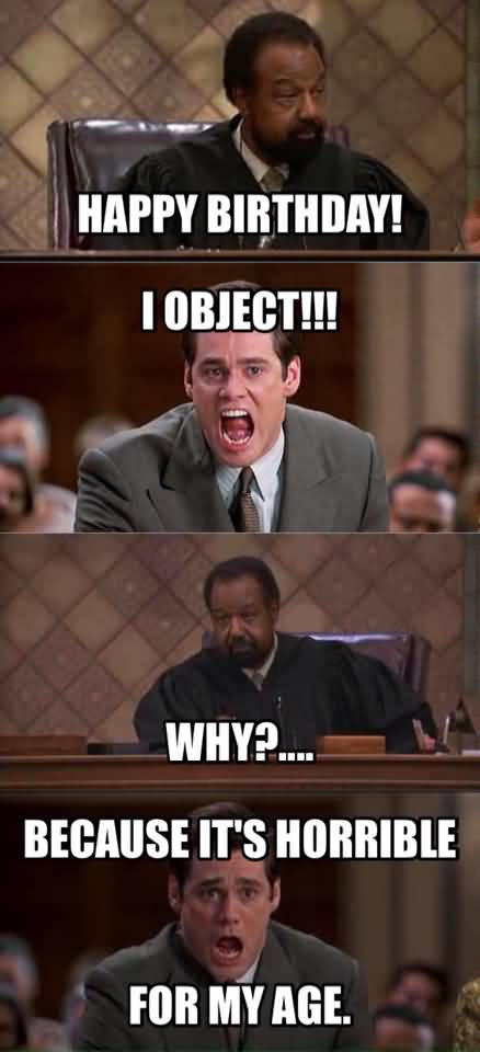 Lawyer Birthday Meme Joke Image 10