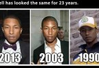Pharrell Vampire Meme Funny Image Photo Joke 14