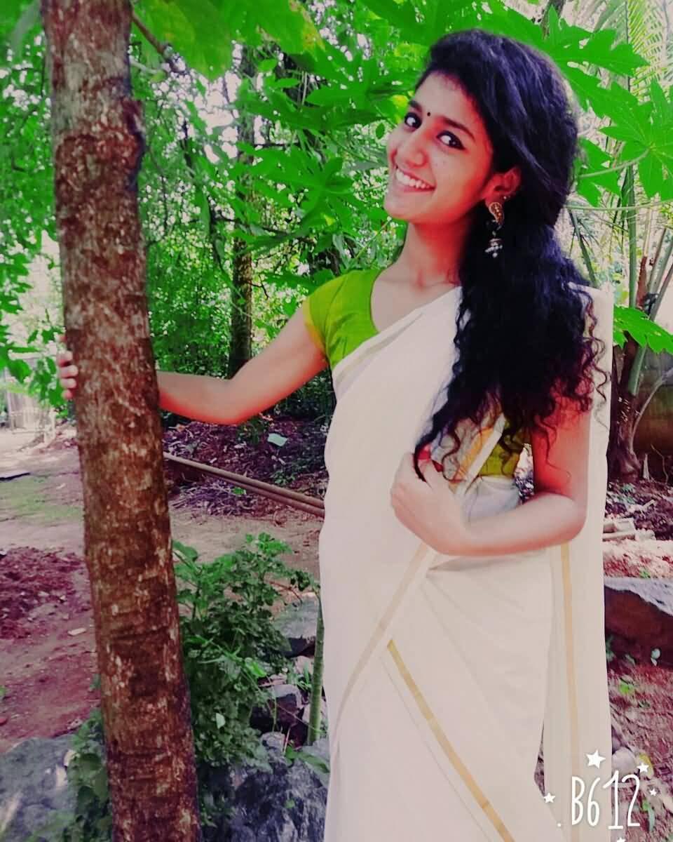 Priya Prakash Varrier HD Wallpaper Image 37