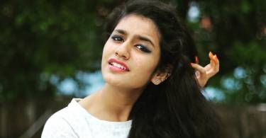 Priya Prakash Varrier HD Wallpaper Image 39