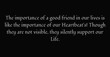 Quotes About The Importance Of Friendship 12