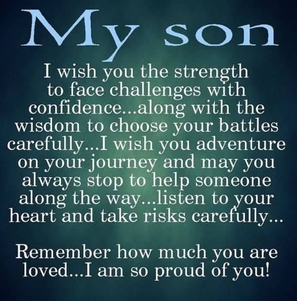 Quotes Of A Proud Mother Meme Image 01