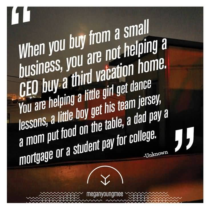 Superior Small Business Quotes Meme Image 16