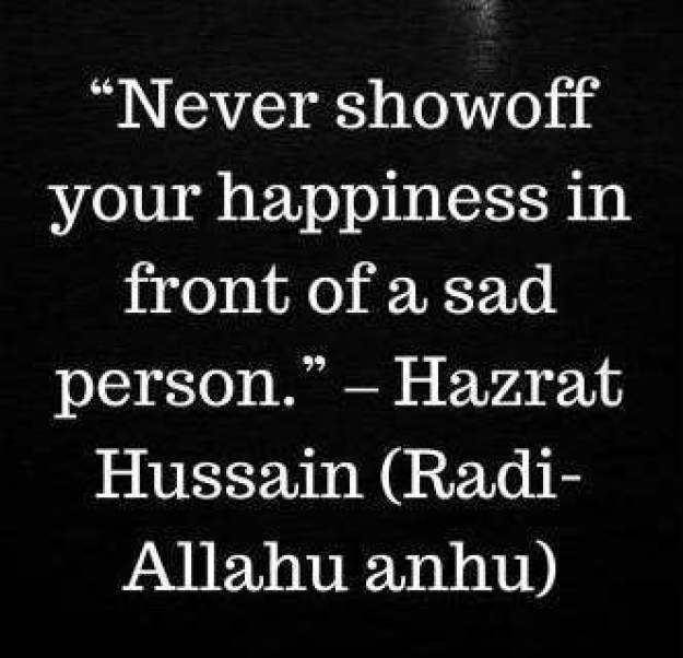 download don't show off quotes by Imam Hussain