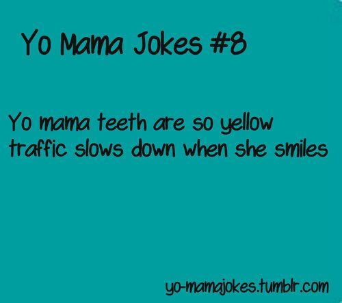 Funny Jokes Yo Mama