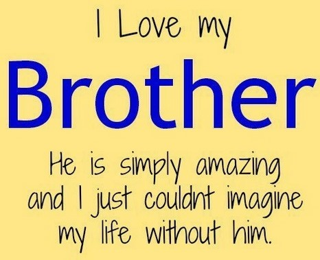 Quotes About Loving Your Brother Prepossessing Little Brother Quotes  Quoteslogy