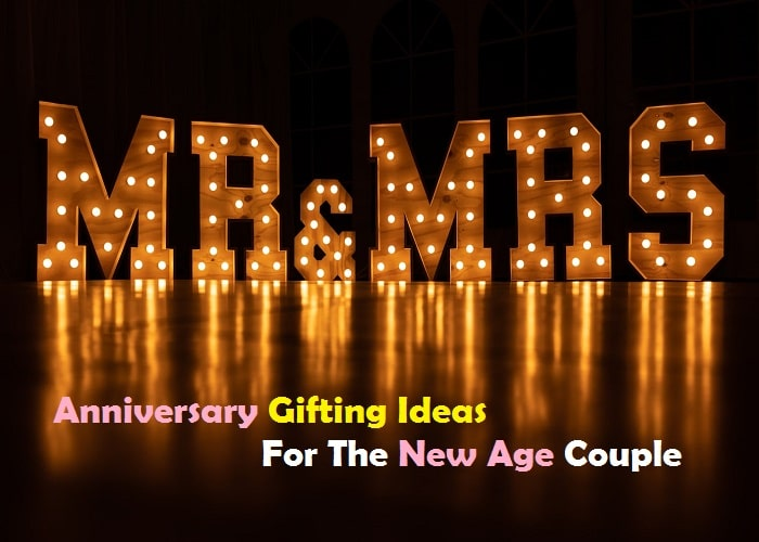 5 Weddings Anniversary Gifting Ideas For The New Age Couple