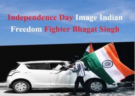 Independence Day Image Indian Freedom Fighter Bhagat Singh_Quotesnetworks