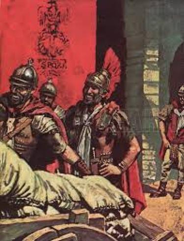 Roman Soldier Salary