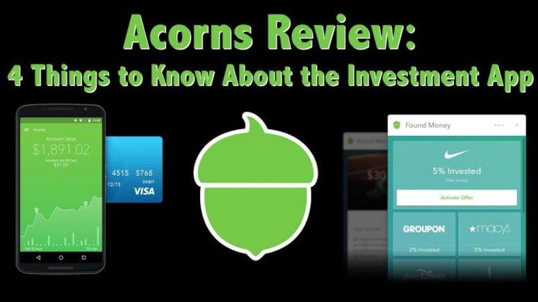 Acorn App Reviews