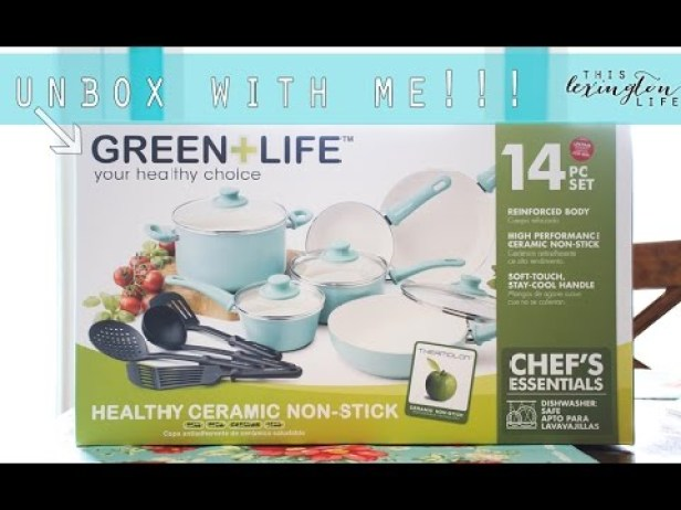 Greenlife Cookware Reviews
