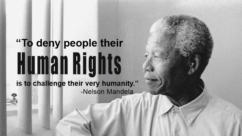Human Rights Quotes And Sayings Quotes On Life