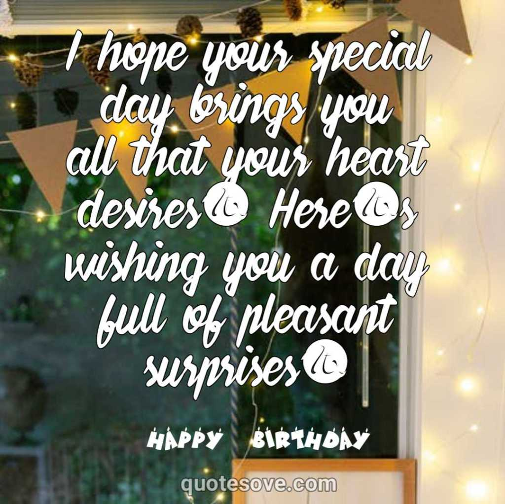 Happy birthday images wishing and quotes