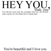 Hey You...