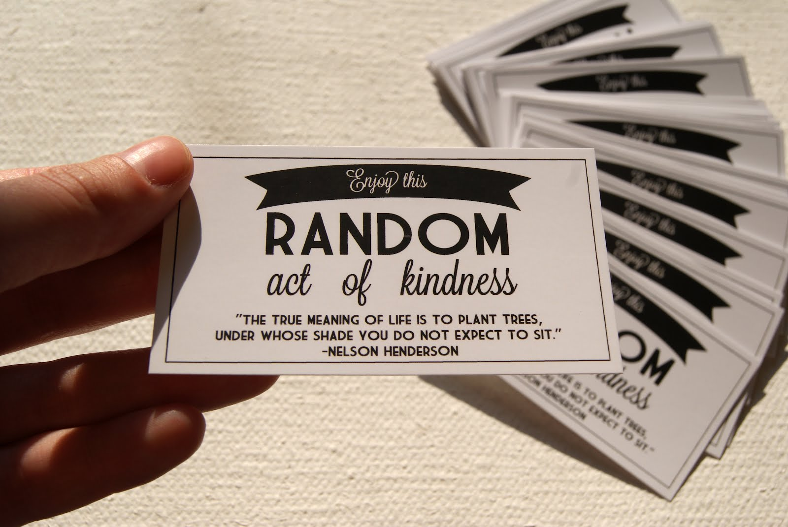 Acts Of Kindness Quotes QuotesGram